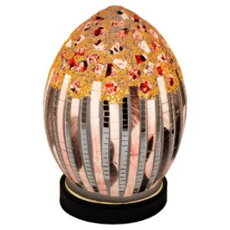 lm71ad_mini_mosaic_glass_egg_lamp_art_deco