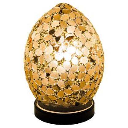 lm71ga_mini_mosaic_glass_egg_lamp_autumn_gold