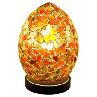lm71o_mini_mosaic_glass_egg_lamp_amber