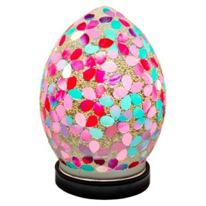 lm71pk_mini_mosaic_glass_egg_lamp_pink