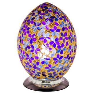 lm72pl_mosaic_glass_egg_lamp_purple