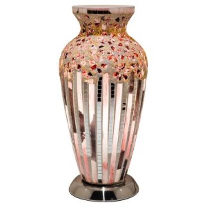 lm73ad_mosaic_glass_vase_lamp_art_deco