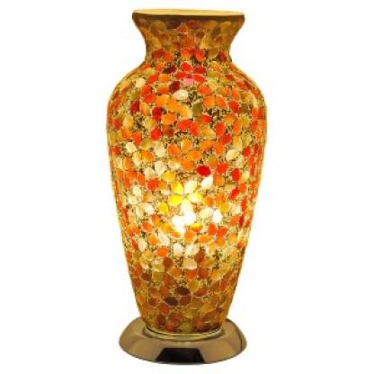 lm73o_mosaic_glass_vase_lamp_amber