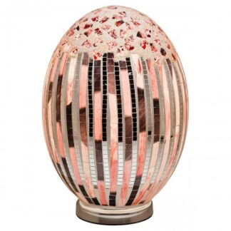 lm80ad_mosaic_glass_large_egg_lamp_art_deco